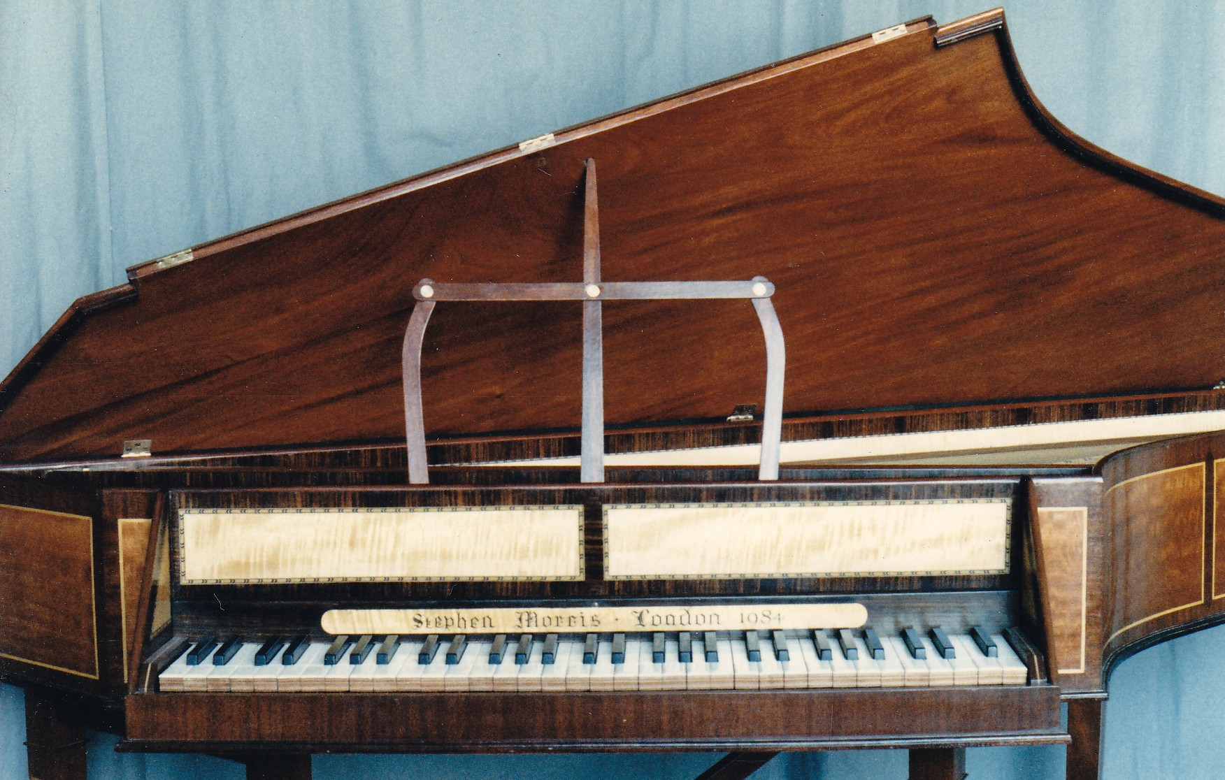 1984 spinet after John Hancock 1760