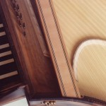 1986 spinet after Keene 1708 detail