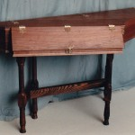 1986 spinet after Keene 1708 hinges