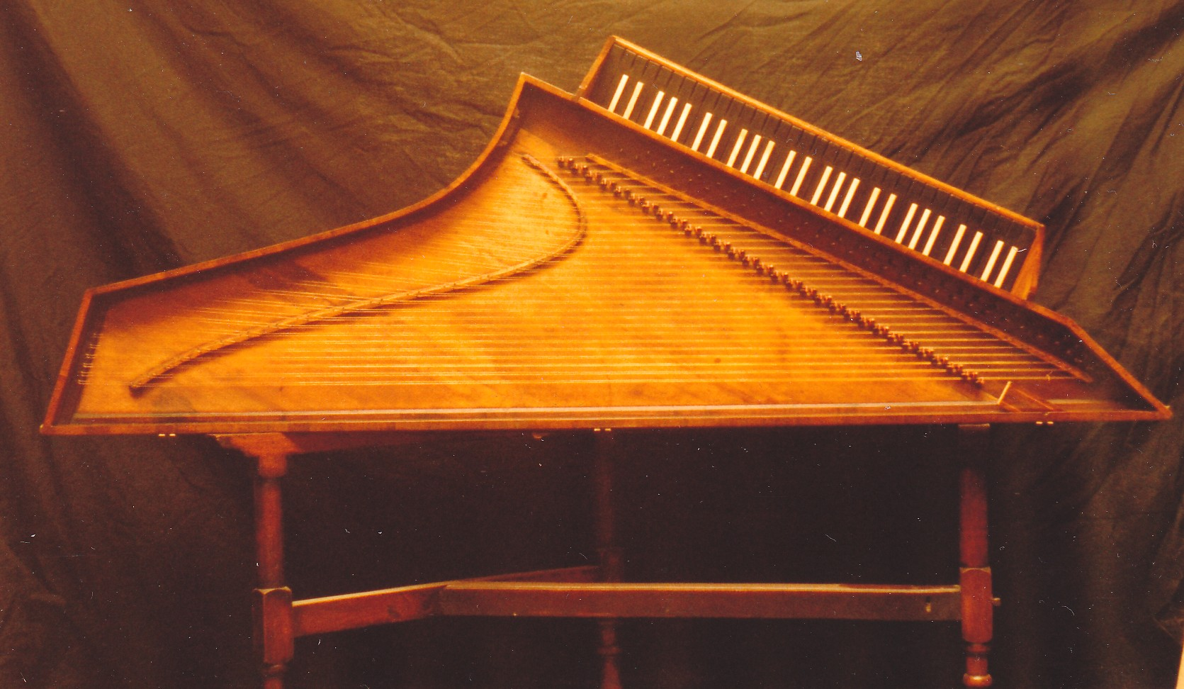 Thomas Haxby 1764 spinet